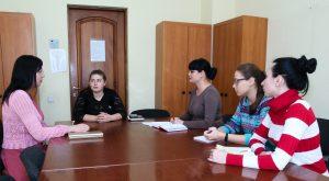 Представители ЦИ ОД «ДР» обсудили с депутатом Народного Совета ДНР проблемные вопросы по Амвросиевскому району