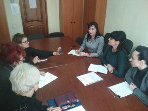 В рамках работы общественных приемных были рассмотрены вопросы по Куйбышевском району Донецка