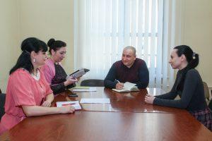 В Центральном исполкоме ОД «ДР» рассмотрели обращение жителя Горловки