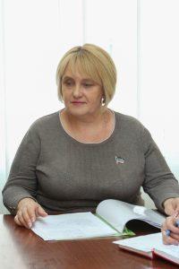 На очередной встрече в Центральном исполкоме ОД «ДР» обсудили вопросы, поступившие из общественной приемной в Калининском районе Донецка