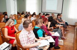 В ОД «ДР» провели тренинг для руководителей Общественных приемных