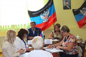 Заместитель министра здравоохранения ДНР Тамара Цыганок провела выездной прием в Шахтерске