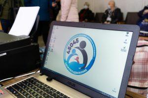 Активисты ОД «ДР» помогли слабовидящим людям оформить документы для получения паспорта ДНР