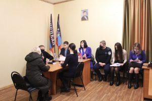 Встреча с предпринимателями Старобешевского района