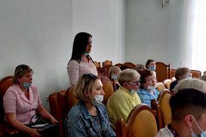 В Центральном исполкоме ОД «ДР» прошел семинар по вопросам паспортизации
